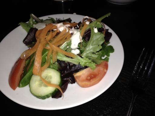 side....salad!