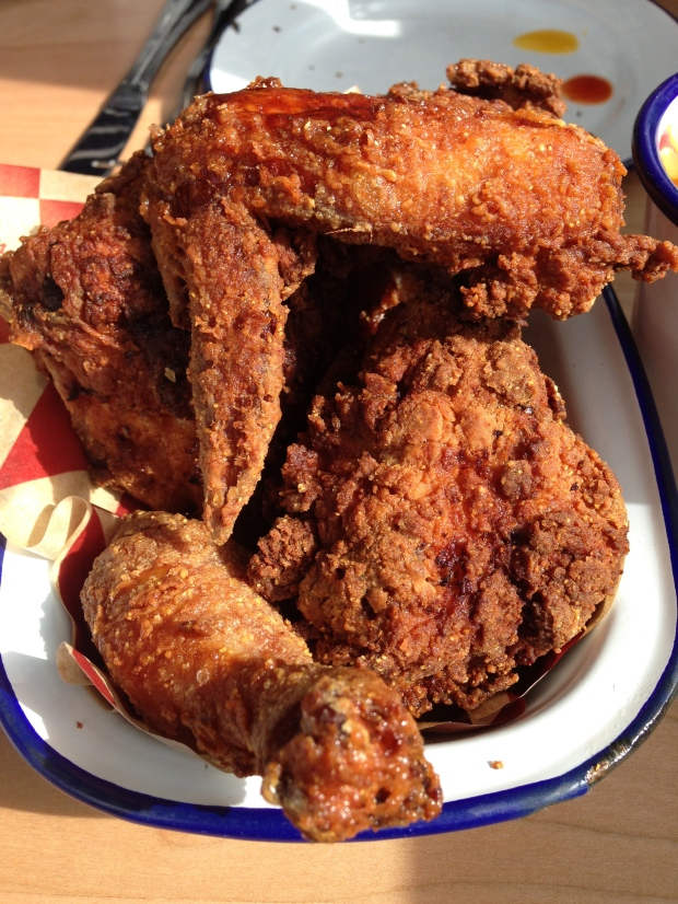 Fried Amish Chicken