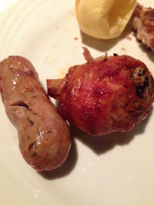 Chicken and Sausage