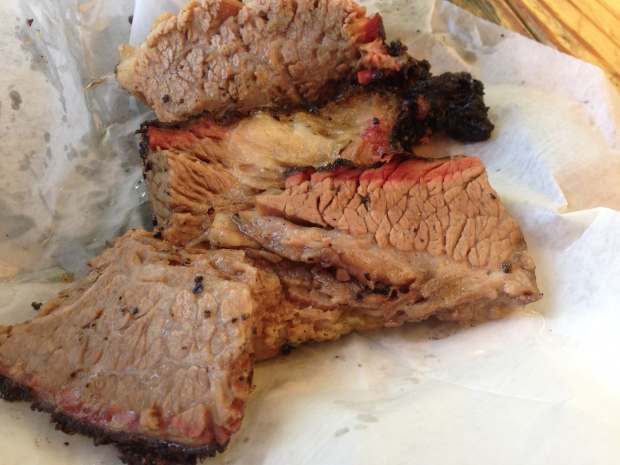 The last of Texas brisket for awhile for me....
