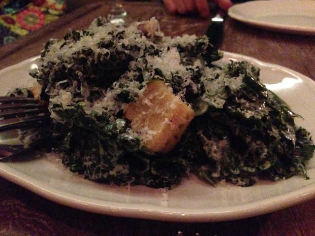 Tuscan Kale Caesar